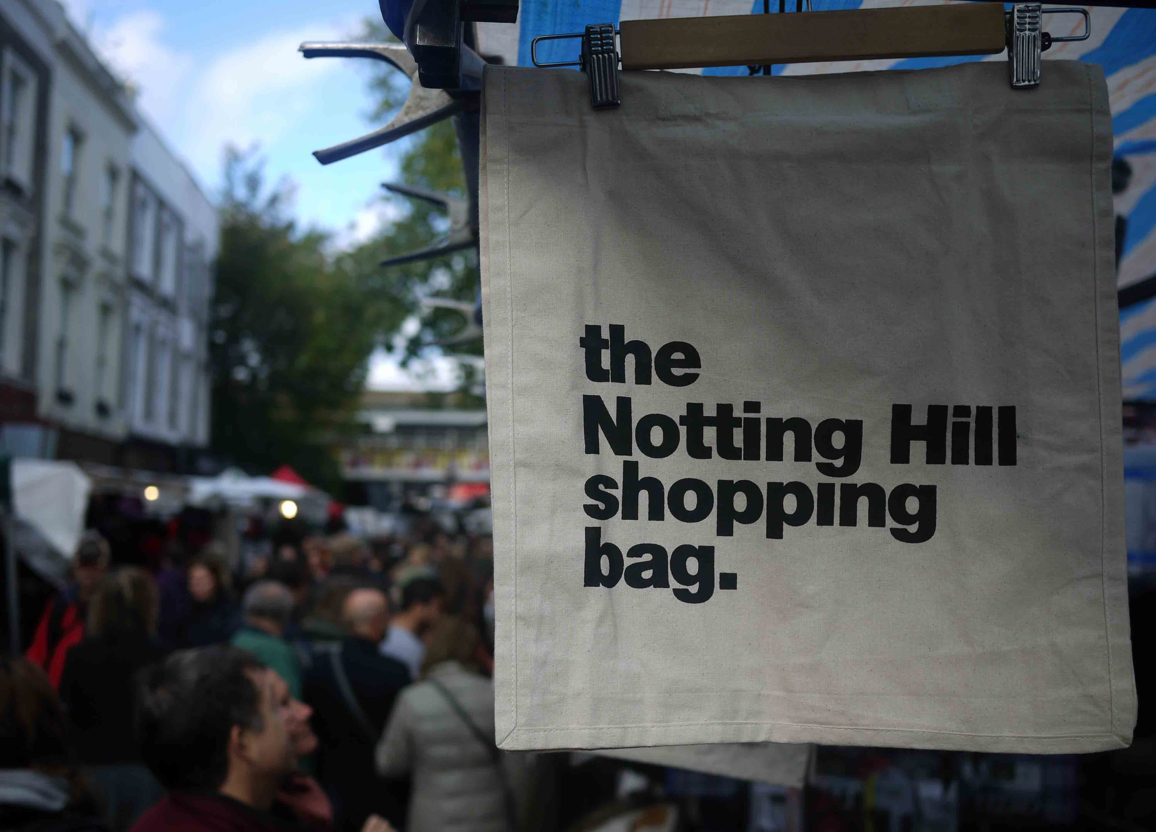 The Notting Hill Shopping Bag