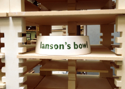 Lanson Dog Bowl