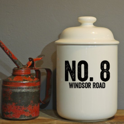Biscuit Barrel at No. 8