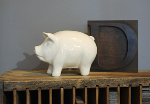 Personalise Piggy bank