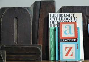 1 day letterpress course