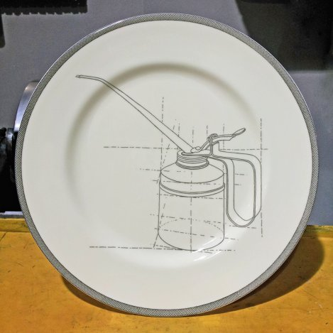 oil can plate