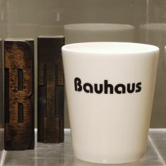 bauhaus pen pot