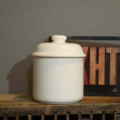 personalise small storage jar