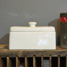 personalise butter dish